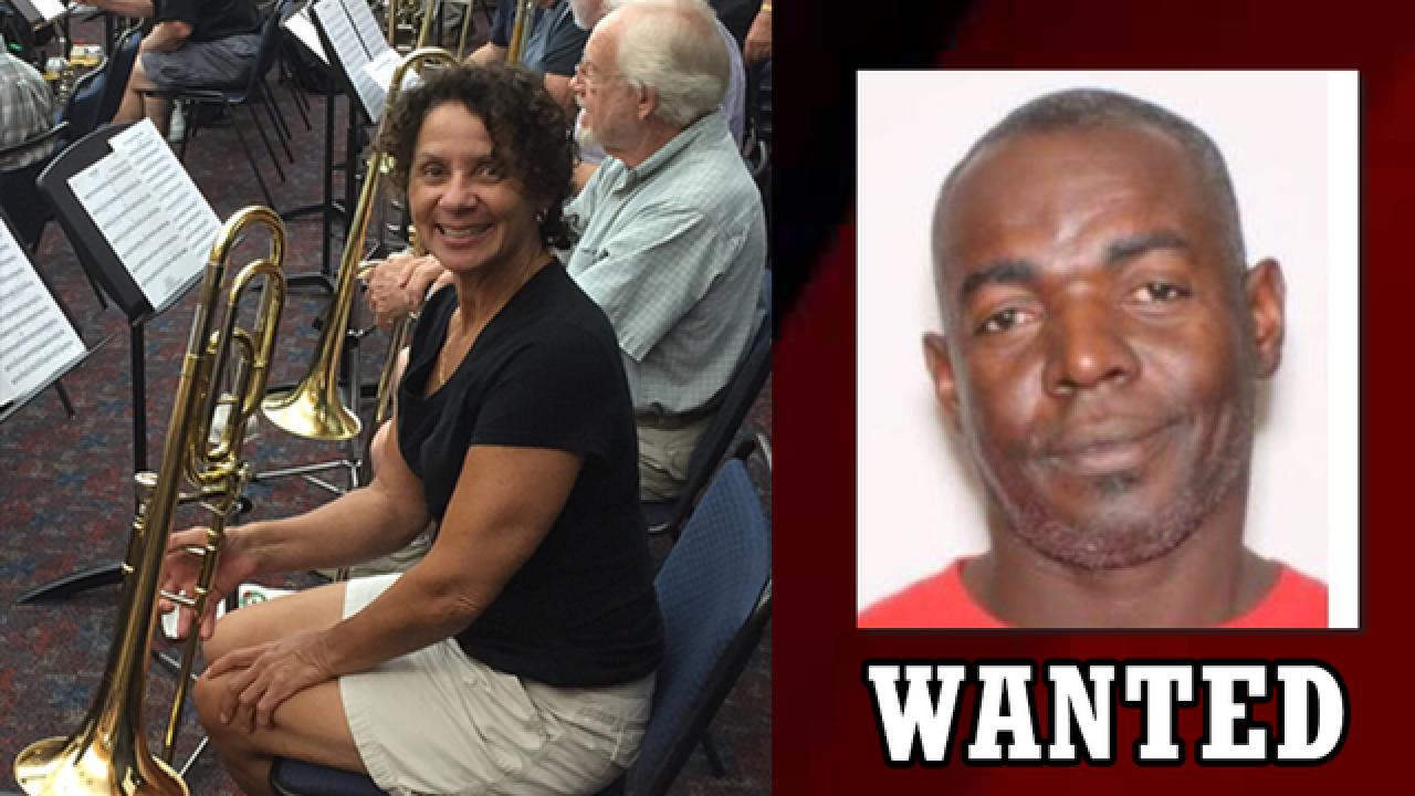 Manhunt underway for man who killed musician