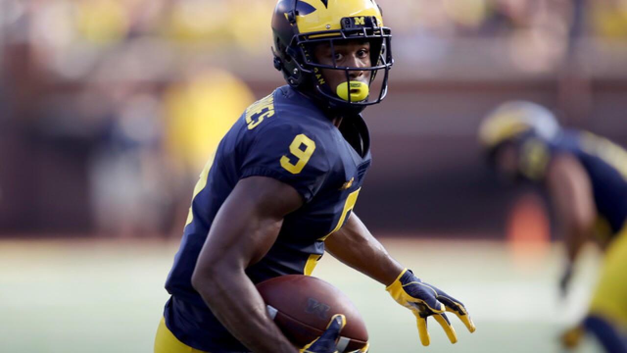 Shea Patterson, Donovan Peoples-Jones lead No. 19 Michigan past SMU
