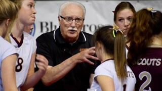 Sunday Conversation: Longtime Bridger volleyball coach Wayne Moorman recounts career