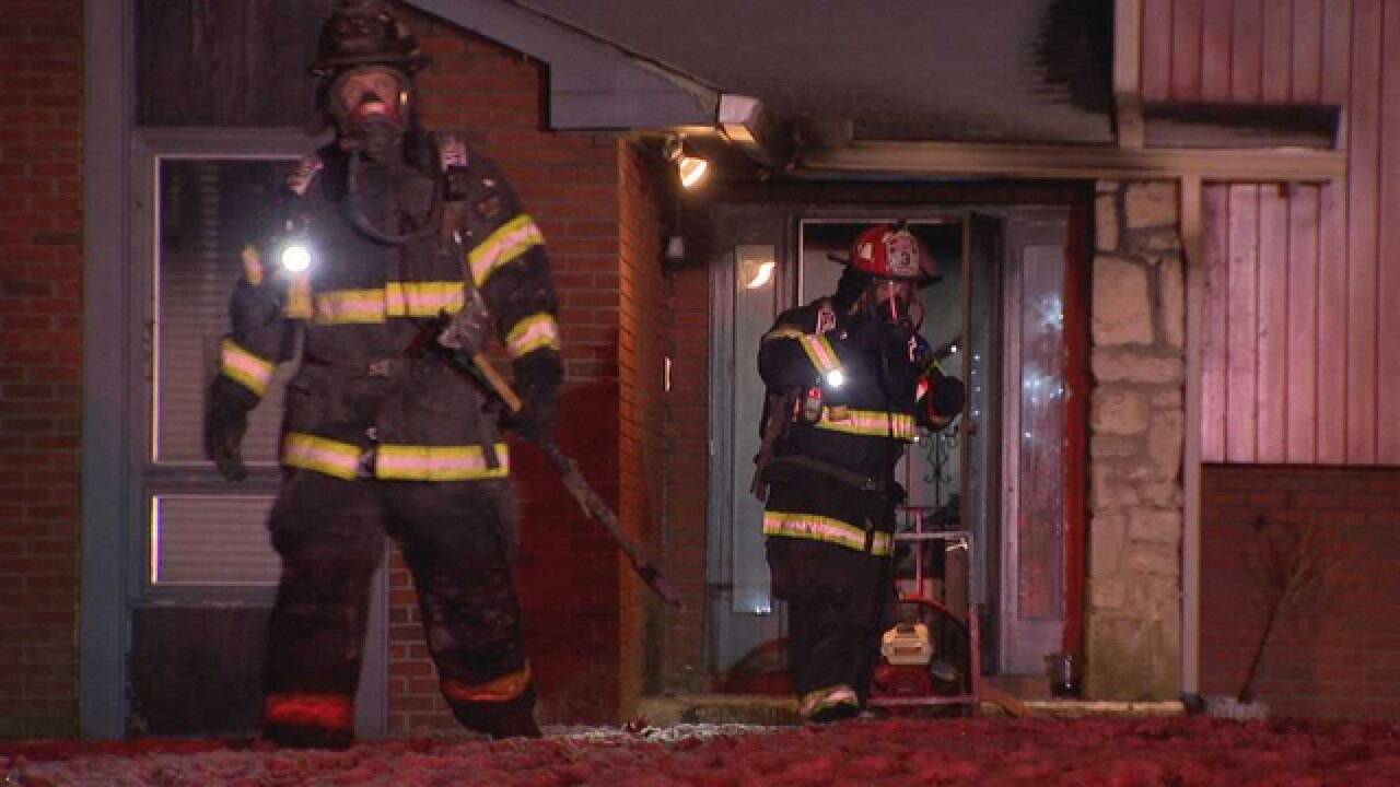 Space Heater Possible Cause Of Nashville House Fire