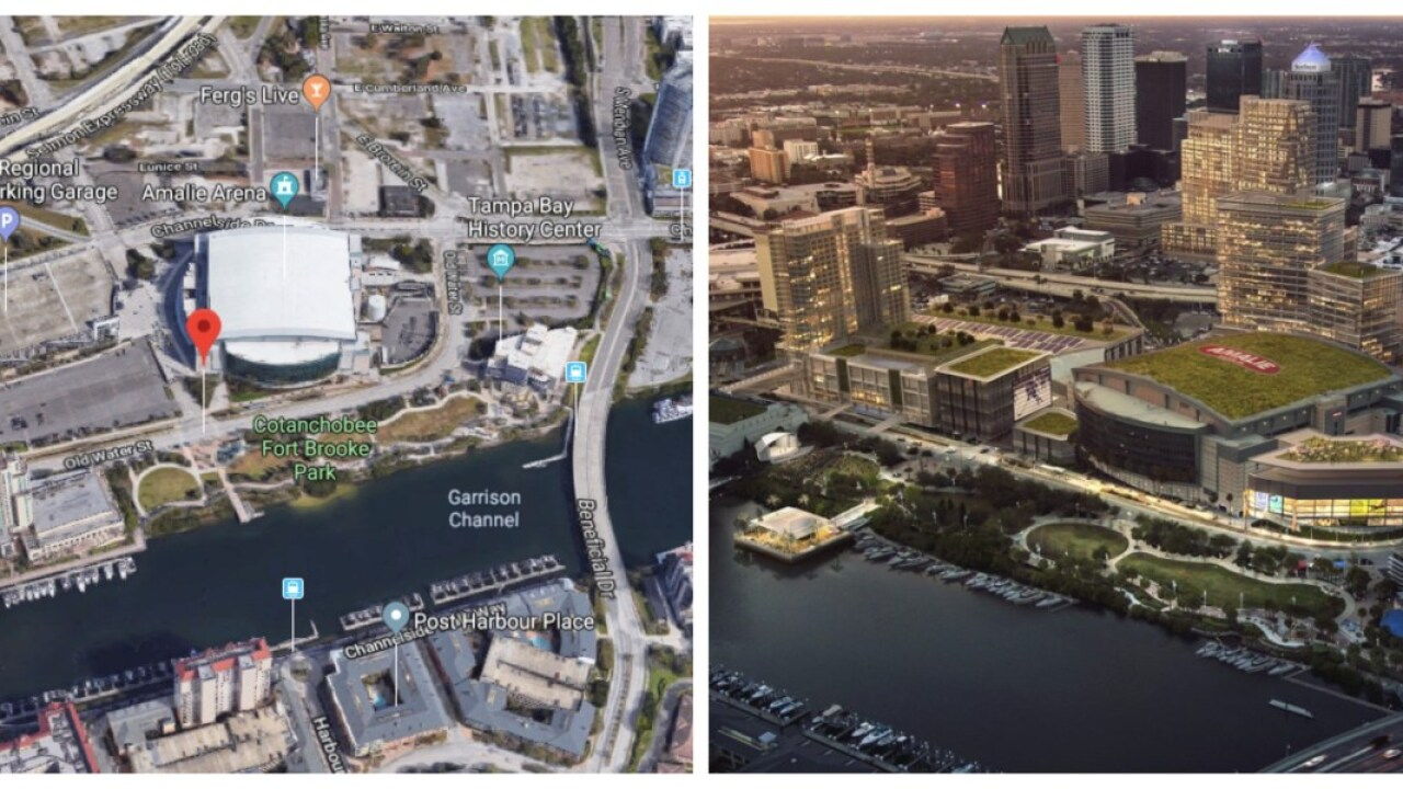 Parking Madness' pins Tampa against other cities for best