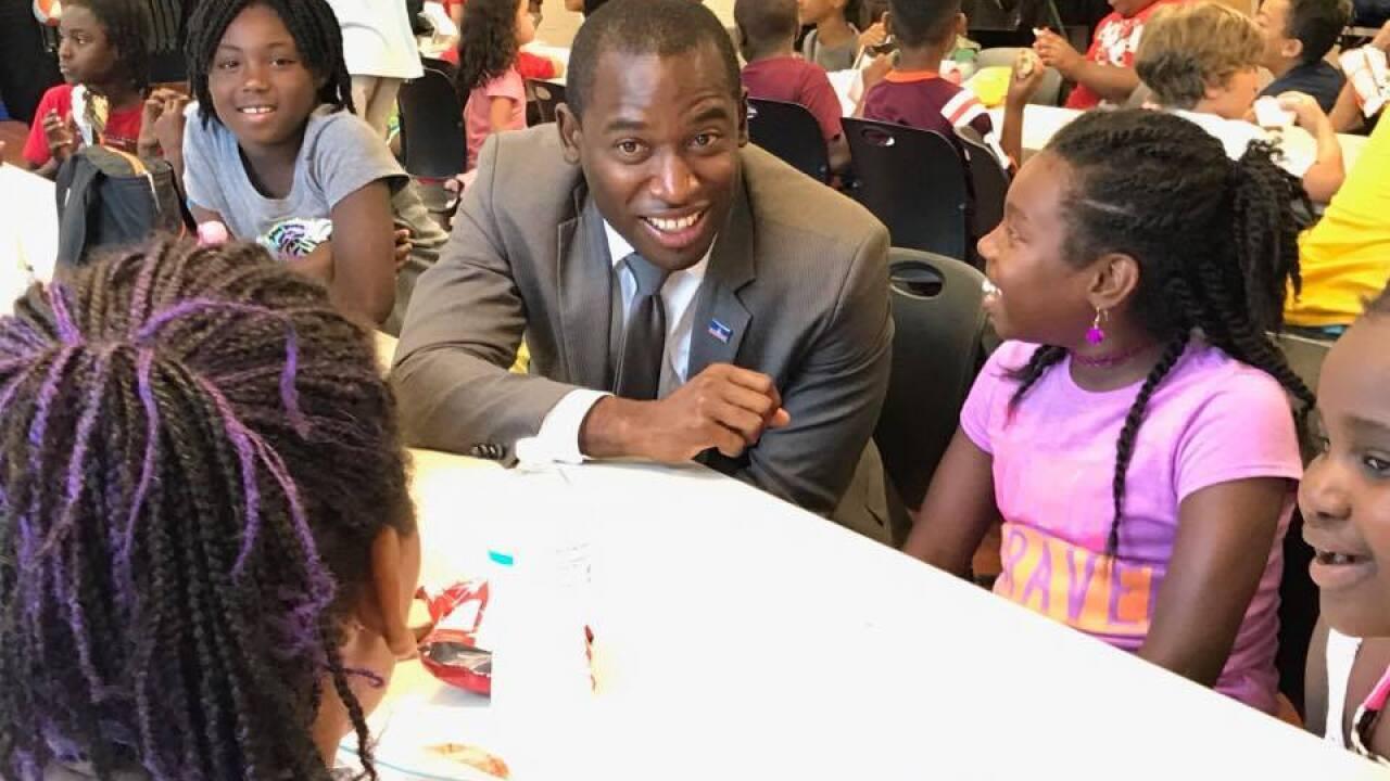 Mayor Stoney proposes meals tax increase to fund school facilitiesimprovements