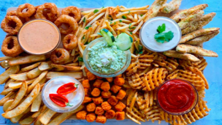 'French Fry Boards' Are The Latest Food Trend