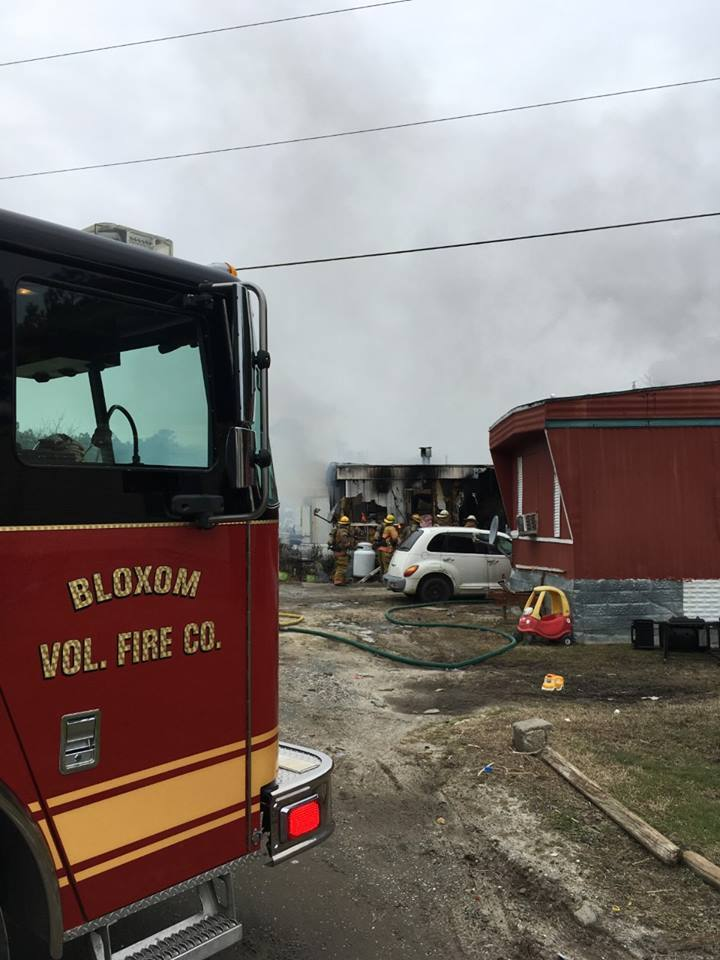Photos: Accomack Co. fire leaves 3 people dead, Virginia State Police investigating