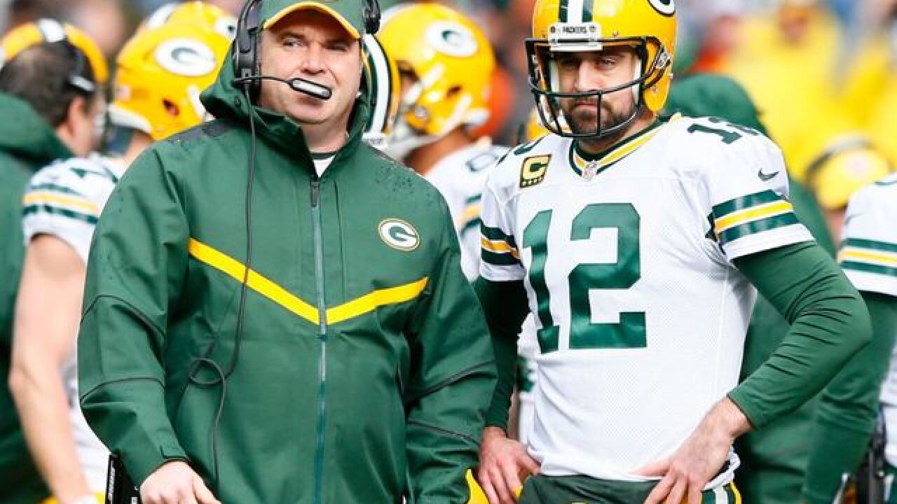 Packers put Rodgers back on IR after elimination from playoffs