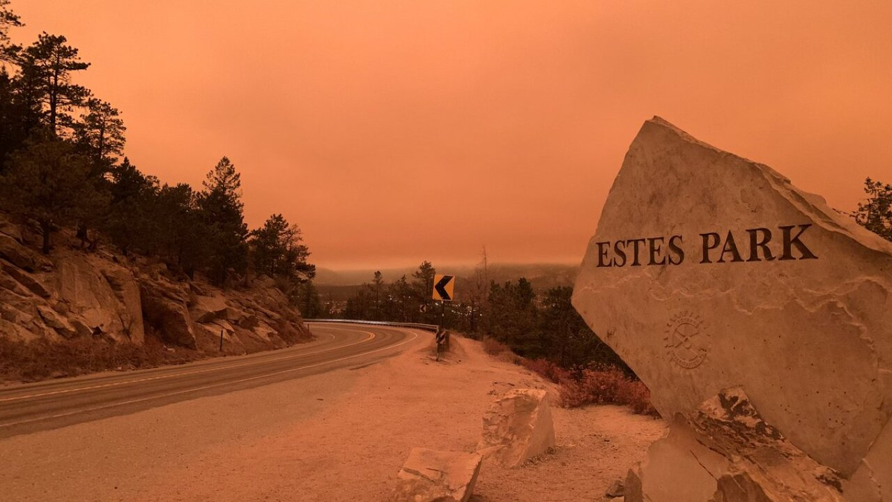 estes park east troublesome fire