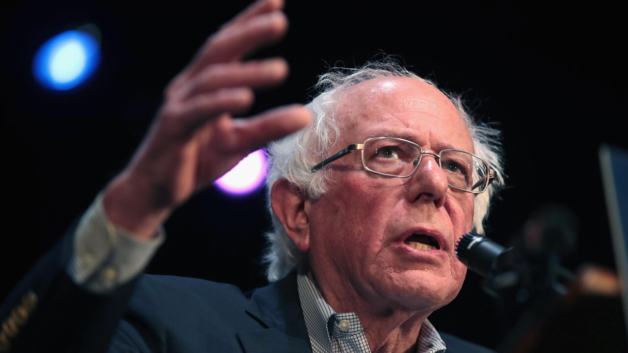 Bernie Sanders Takes His Presidential Campaign Back To Iowa