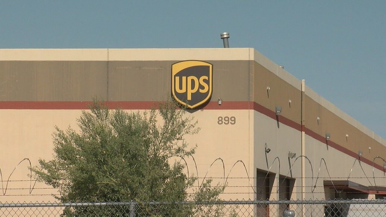 UPS drivers, supervisors implicated in Tucson drug trafficking investigation