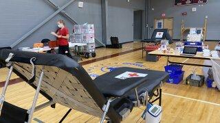 STEAM Academy blood drive Kamaria Spaulding.jpg
