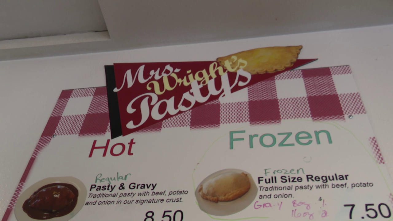 Mrs. Wright's Pastys in Great Falls