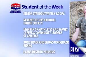 Student of the Week: Caprice Johnson
