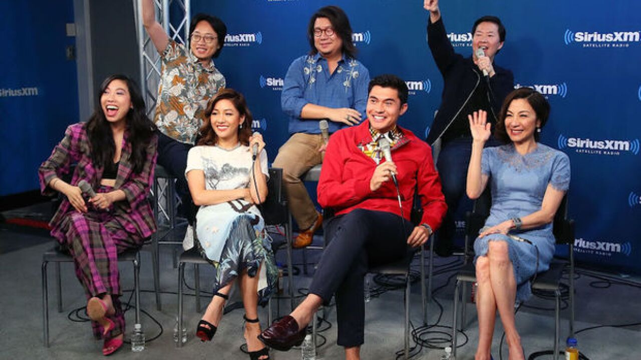 'Crazy Rich Asians' tops box office again with crazy second weekend