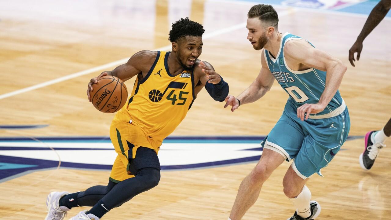 Αποτέλεσμα εικόνας για Utah Jazz  Charlotte Hornets 138-121