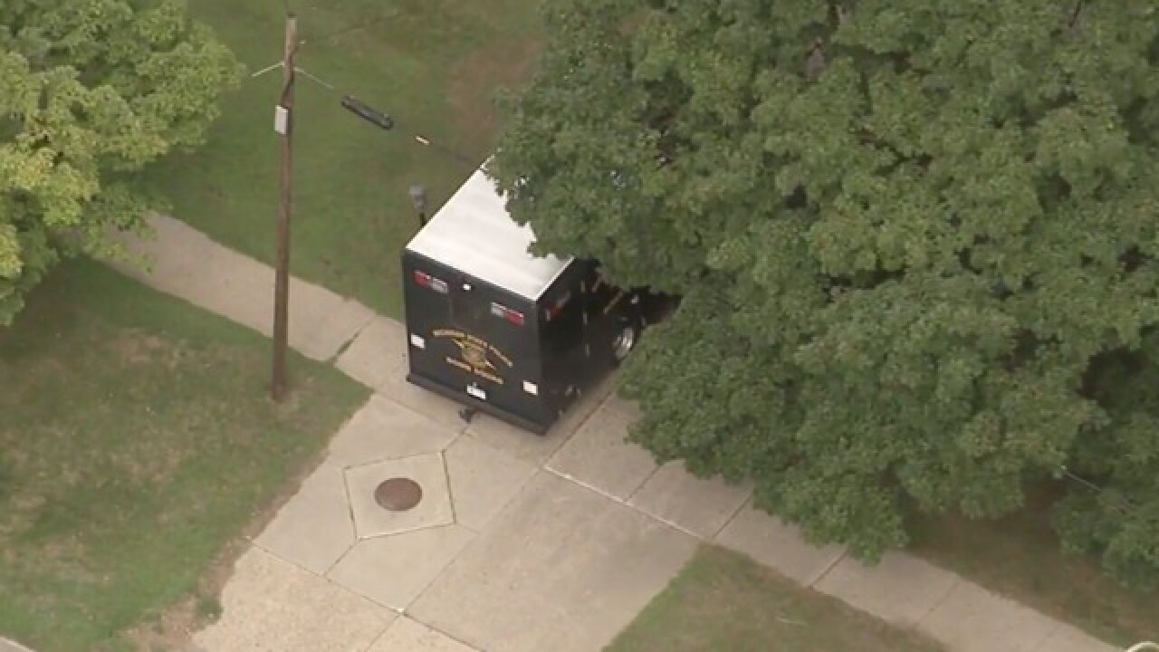 MSP: Livonia Police find 'explosives' in Livonia home, bomb squad on scene