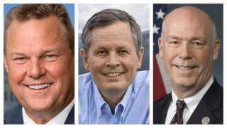 Supporting Trump on key votes: Gianforte almost always, Daines mostly, Tester rarely