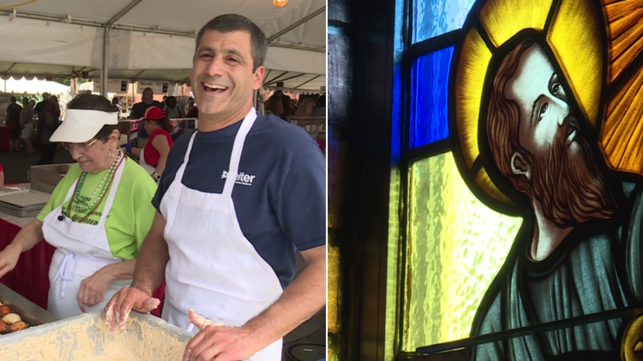 Lebanese Food Festival is a labor of love for longtime members of Glen Allenchurch