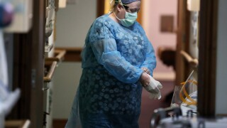 1 in 5 long-term care facilities dangerously low on PPE, group finds