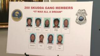 Skudda Gang arrests