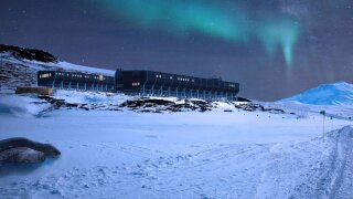 Wanted: A design team for a building project at Earth's most remote location -- Antarctica