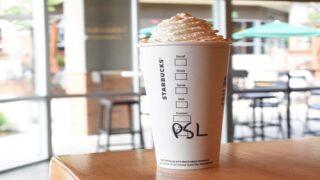Starbucks' Pumpkin Spice Latte Is Back This Month