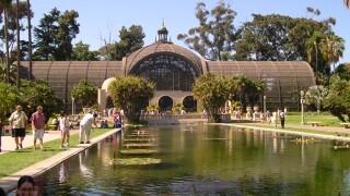 Balboa Park botanical