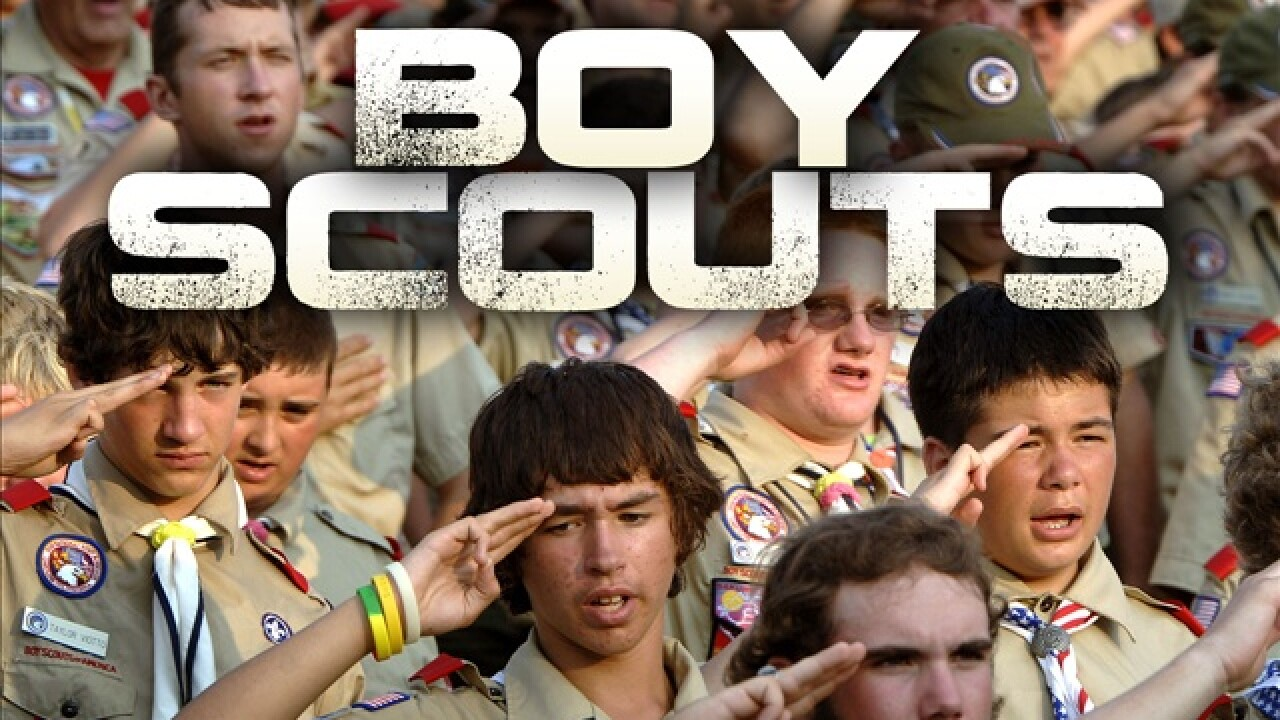 Boy Scouts hope to gather 21 million meals for Utah Food Bank