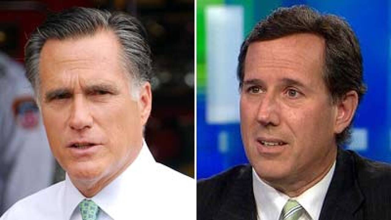 Santorum endorses Romney in e-mail to supporters