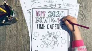 My 2020 COVID-19 Time Capsule