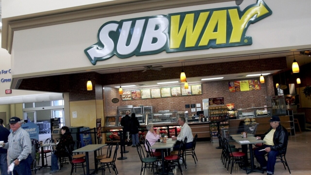 Which Subway sandwiches are actually good for you?