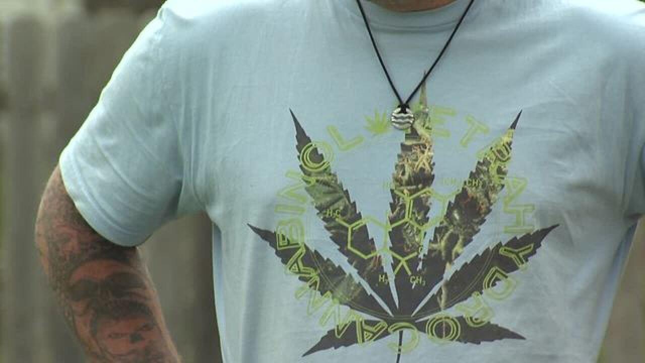 PHOTOS: First Church of Cannabis 4/20 service