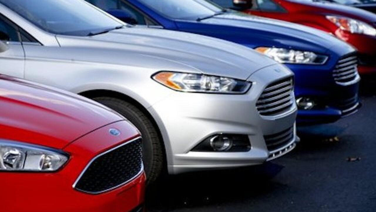 GM, Ford US sales down, but Japanese automakers report gains