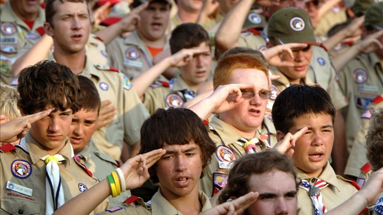Once-secret Boy Scout files on child abuse to be released