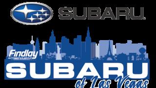 Subaru of Las Vegas 2020 logo
