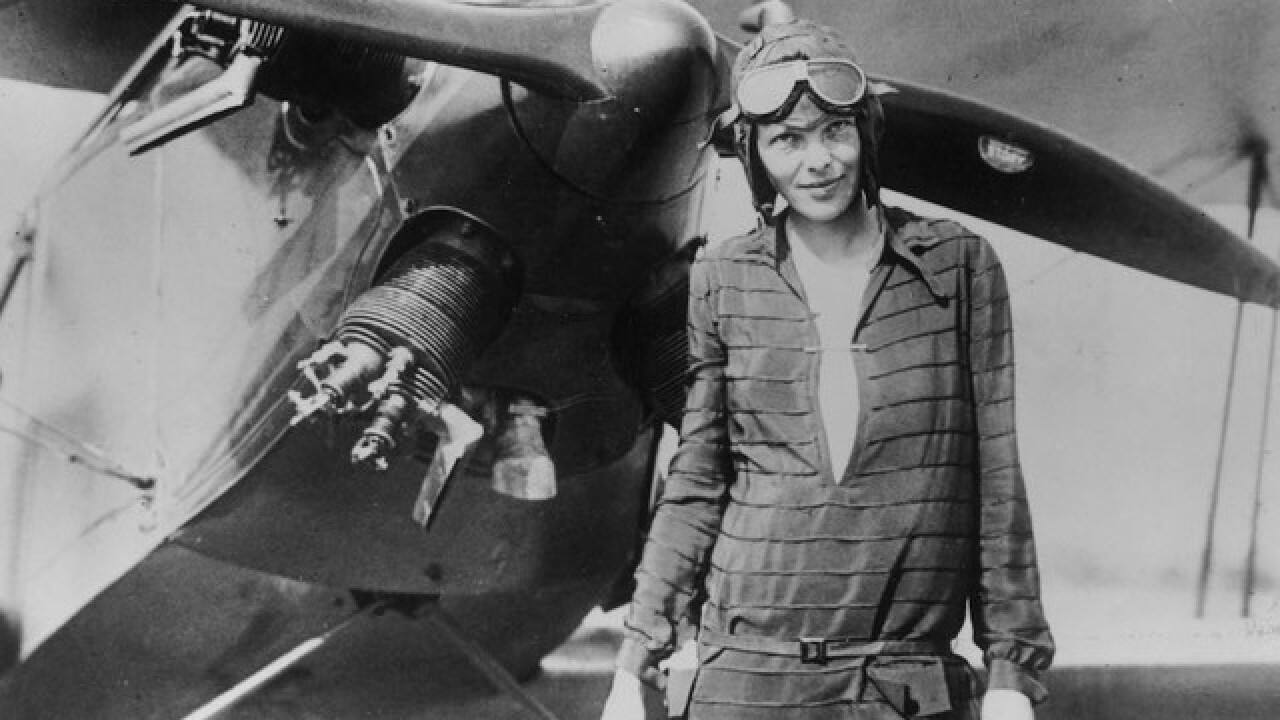 Amelia Earhart mystery: Photo taken too early to be missing pilot
