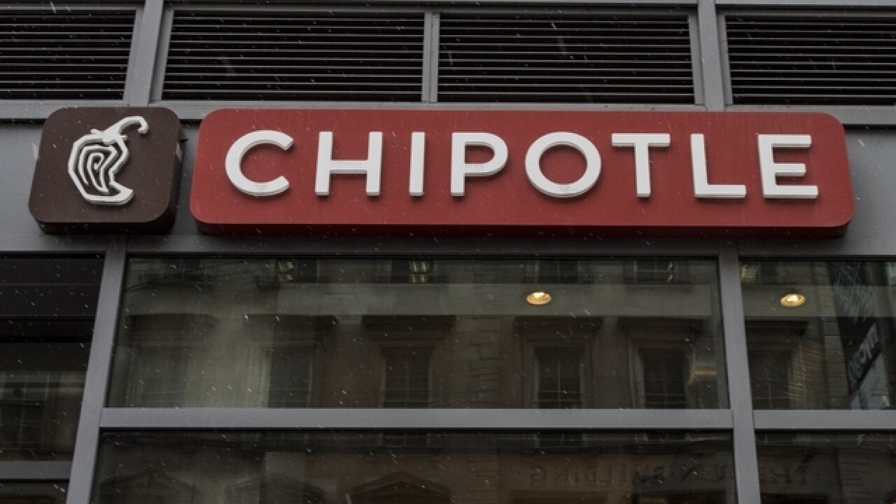 Chipotle aims to hire 5,000 new employees during National Career Day on Sept. 28