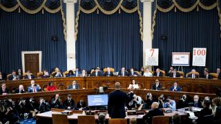 Two more government officials to testify Wednesday evening in impeachment hearing