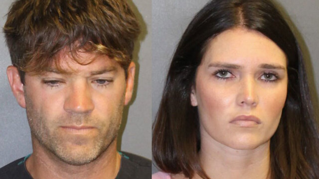 Surgeon, girlfriend accused of drugging, raping women deny allegations