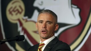 Mike Norvell, Florida State Seminoles new head football coach