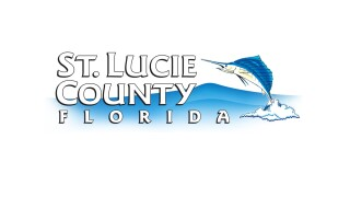 St. Lucie County logo