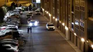 Three wounded in shooting at Pearl DTC Apartments