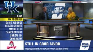 Mary Jo and Ryan on Hey Kentucky! 09-18-19