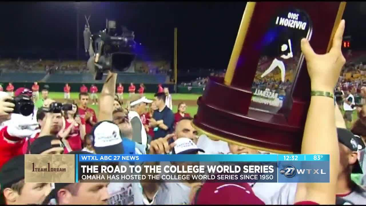 FSU in Omaha for College World Series