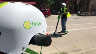 Lime demo Monday in Milwaukee