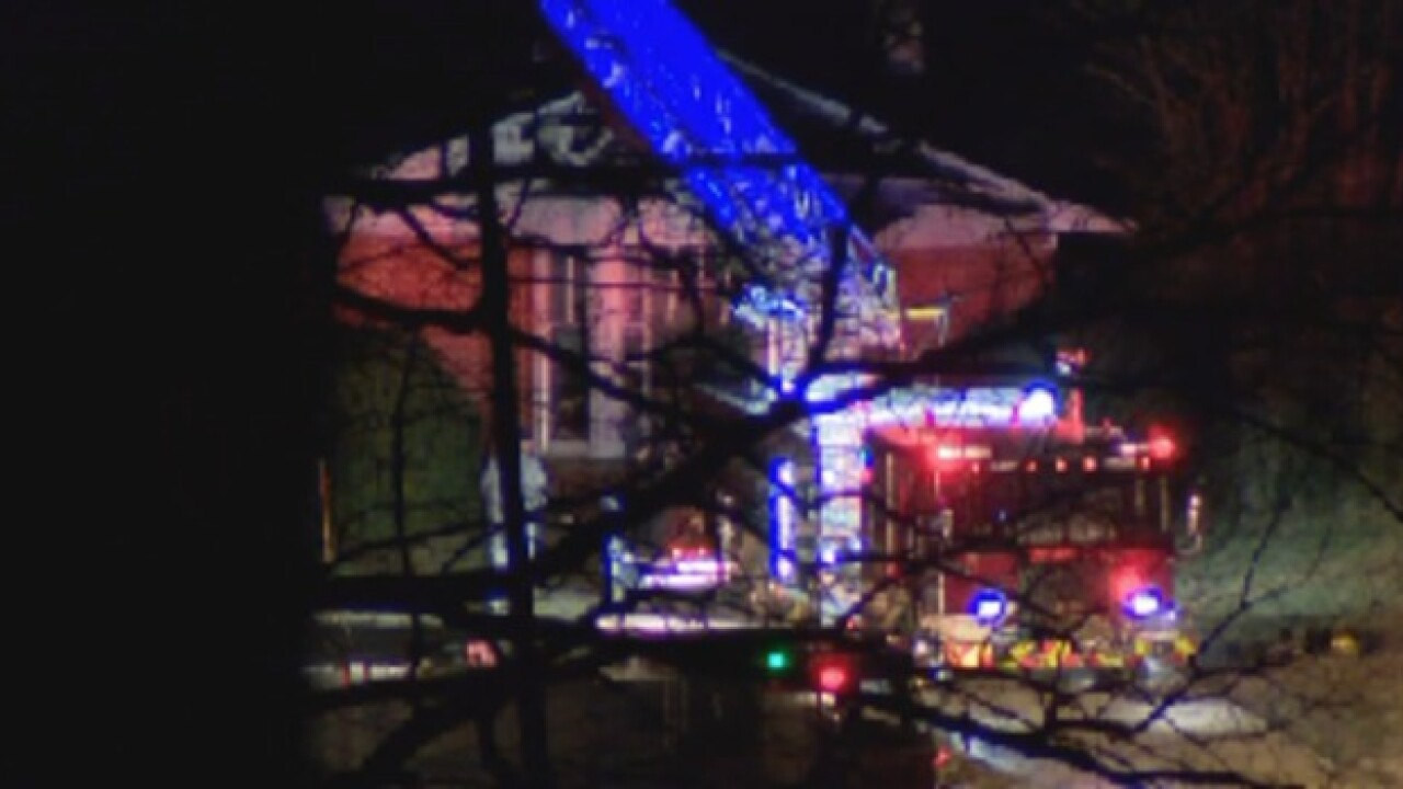 1 Firefighter Killed, 2 Others Injured In Fire