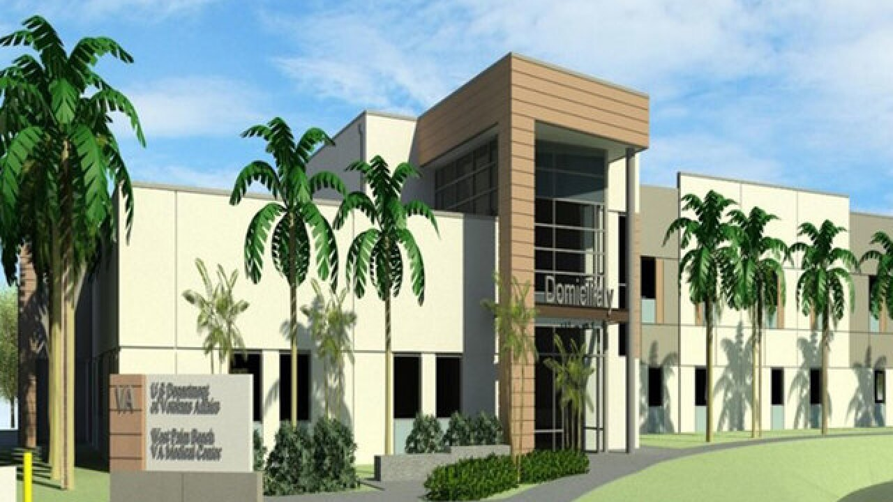 New Va Facility In Palm Beach County To Help With Mental Health