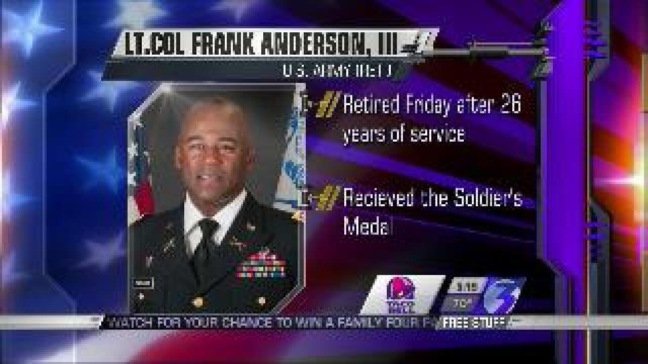 LT.COL Frank Anderson, III