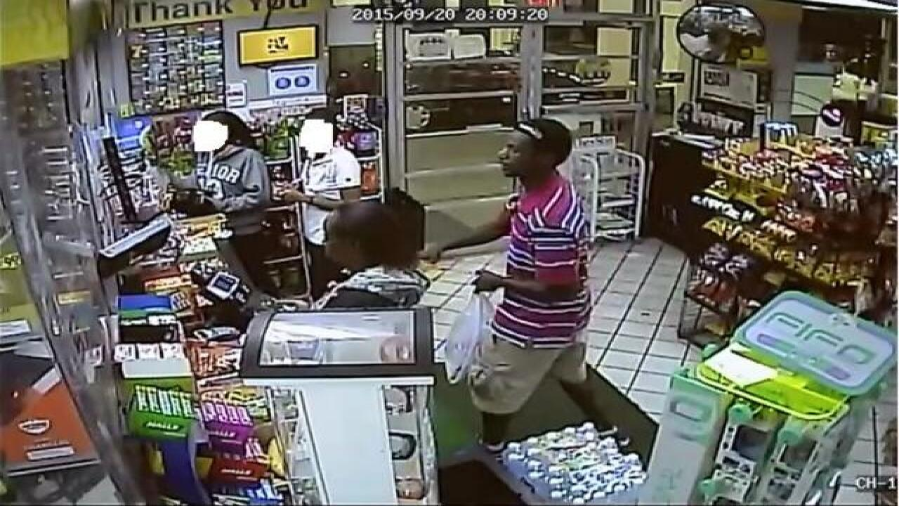 UPDATE: KCPD release pictures from BP robbery