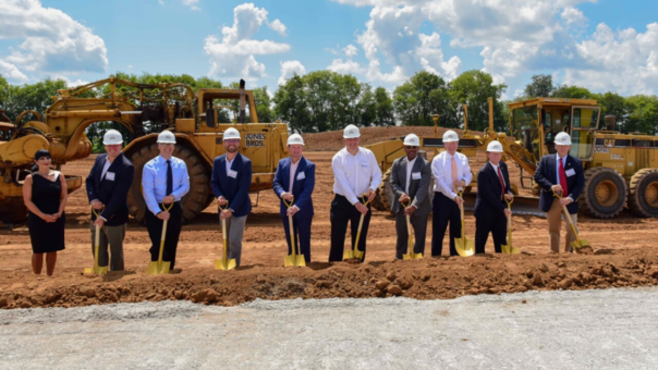 Faurecia Breaks Ground On $30M Facility In Spring Hill