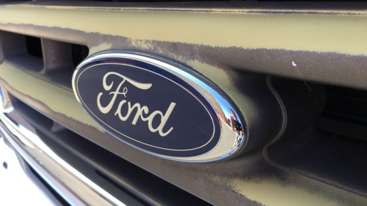 Police warn specific Ford owners after thefts