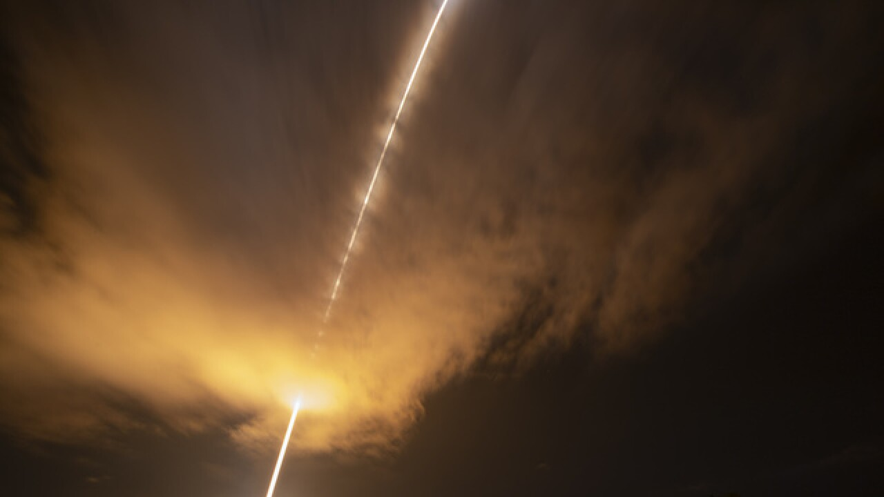 On 'mission to touch the sun,' NASA's Parker Solar Probe has launched